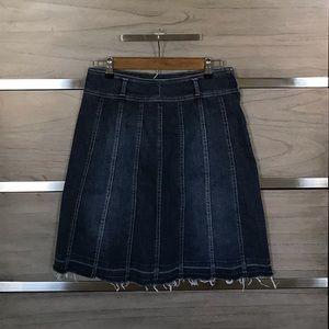 Ethyl Denim Skirt